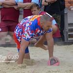 Turniej Bierhalle Rugby Beach dzień II 6.08.2017