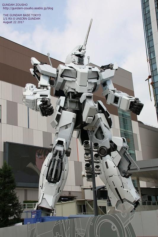 Gundam Unicorn Real Life Size