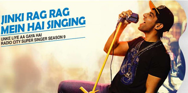Radio City Super Singer Season 9 Auditions