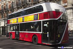 Wrightbus NRM NBFL - LTZ 1060 - LT60 - General - Liverpool Street 11 - Go Ahead London - London 2017 - Steven Gray - IMG_6327