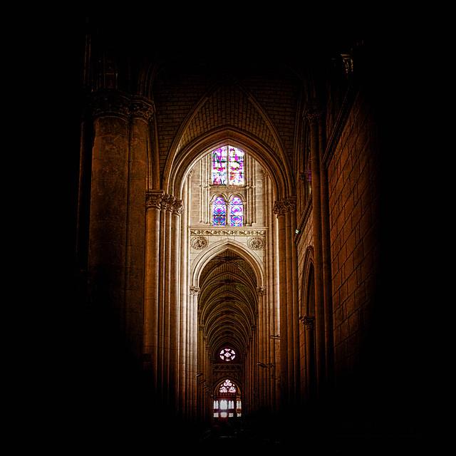 Basilique Notre-Dame de Montligeon12, Canon EOS 1100D, Tamron AF 18-270mm f/3.5-6.3 Di II VC PZD