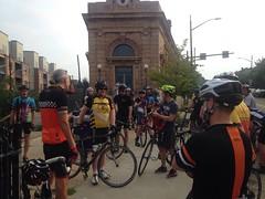 Start of Every Neighborhood Ride