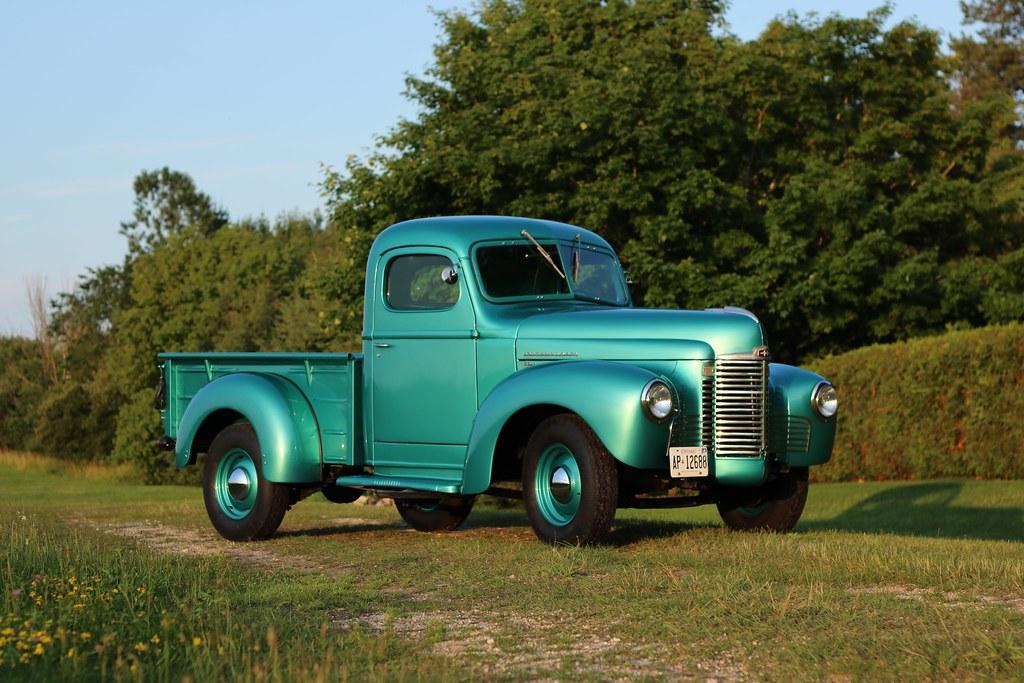 1949 International KB1 pickup