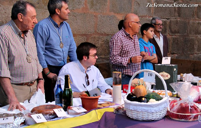 Mesa de Ofrendas a Jesús Nazareno
