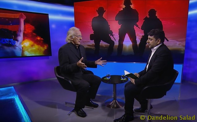 John Pilger: There Is Such Risk At The Moment