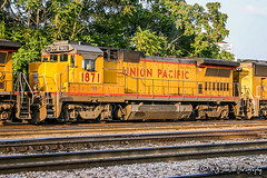 UP 1871 | GE B40-8 | CSX Memphis Terminal Subdivision