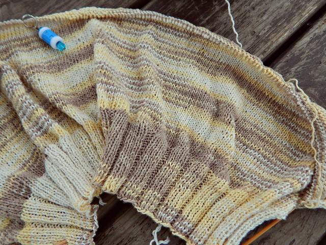 свитер, лицо | sweater, right side