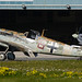 G-AWHK Hispano HA-1112-M1L  EGNH 17-09-17