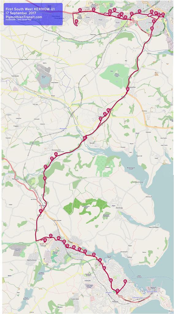 Map U1
