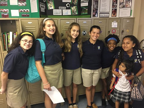 2017 Back to School at Incarnation Catholic School