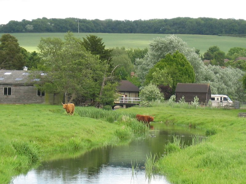 countryside idyll