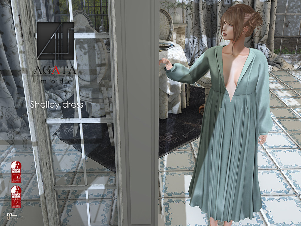 Shelley dress @ Shiny Shabby - SecondLifeHub.com