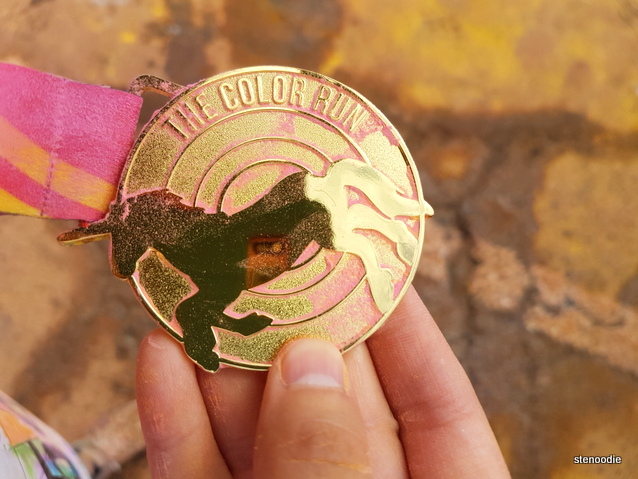 Unicorn Finisher's Medal