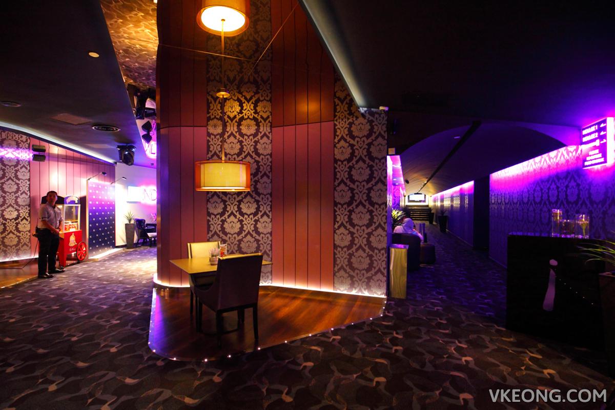 TGV Indulge Entrance to Cinema