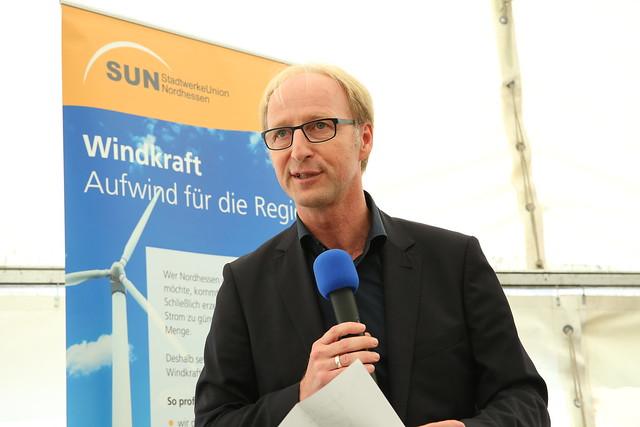 Infotag im Windpark Kreuzstein - 20.8.2017