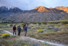 Pacific Crest National Scenic Trail, California