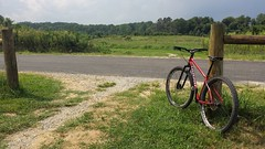 2017 Bike 180: Day 119 - 5 Minutes to Totality