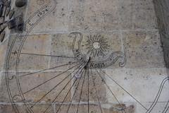 Sundial - Cluny