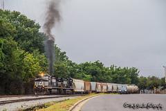 NS 9342 | GE C44-9W | NS Memphis District