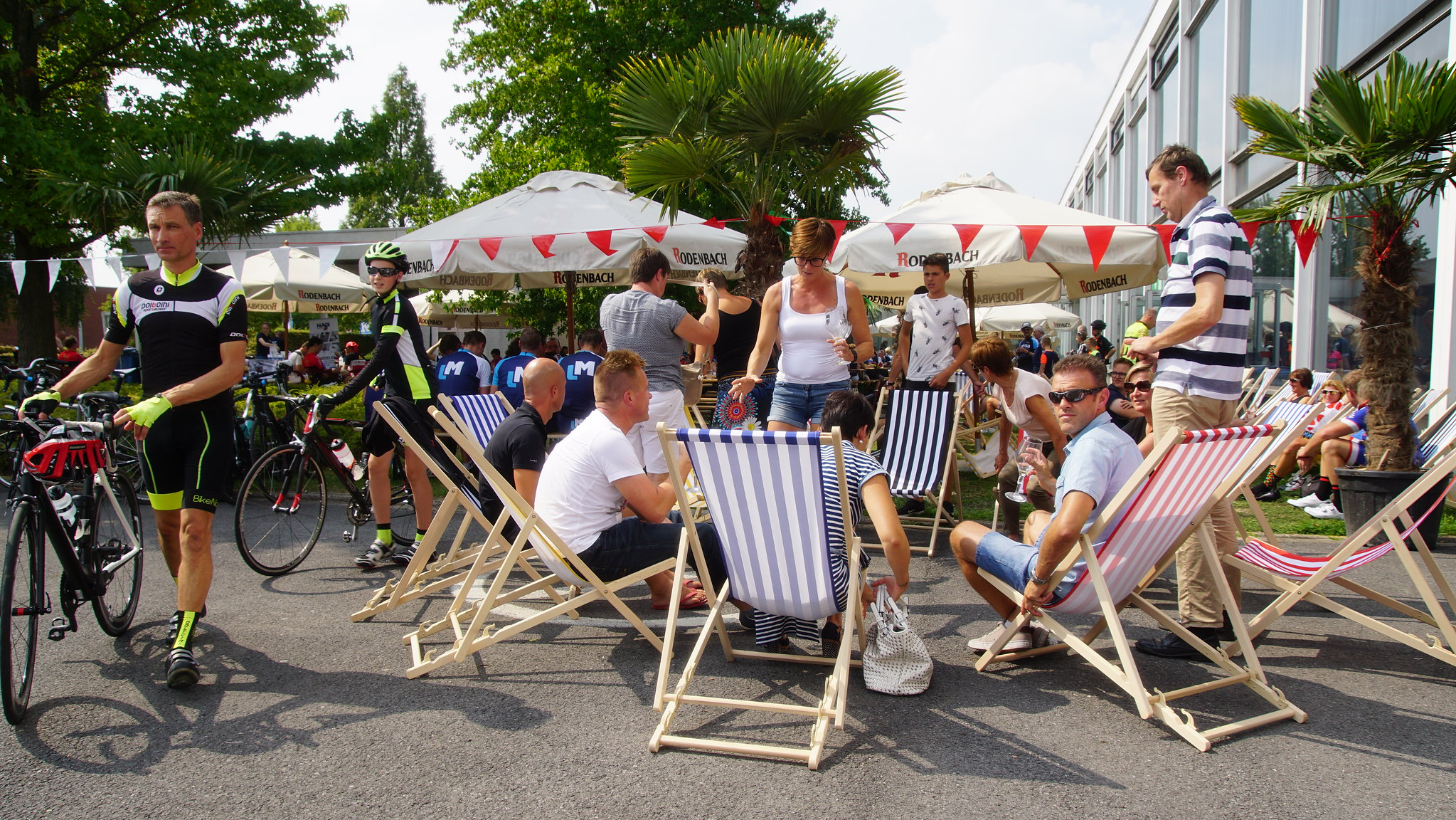 Welkom op het zomerterras van West-Vlaanderens Mooiste