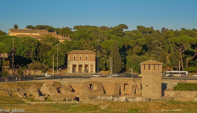 Resto del Circo Massimo, Roma