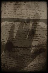 Old letter...