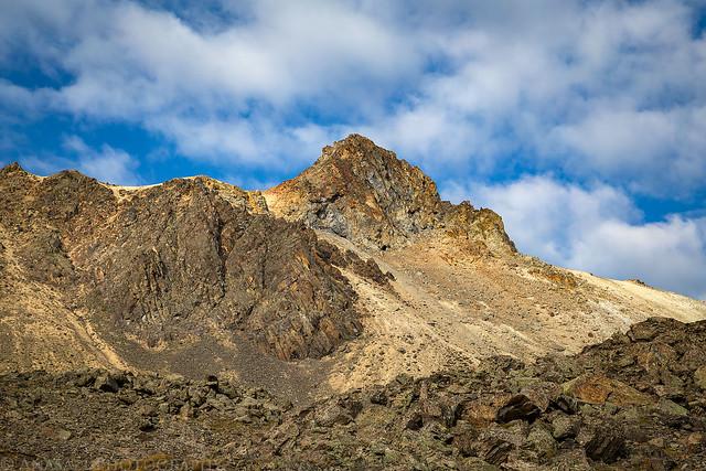 Below Darley Mountain