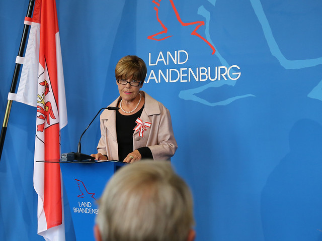 Verdienstorden für Karin Genrich