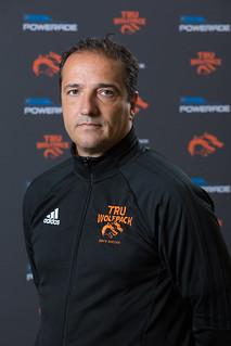 John Antulov (head coach 17-18 Snucins)