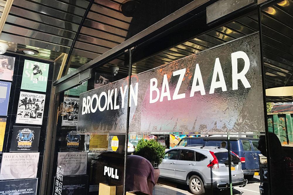 BTS: Dan Croll @ Brooklyn Bazaar