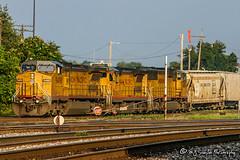 UP 9498 | GE C40-8W | CSX Memphis Terminal Subdivision