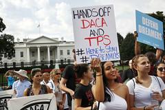 """Trump confirma fin del DACA; """"está mal tomar a los dreamers como blanco"""": Obama"""