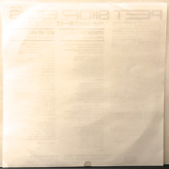 PET SHOP BOYS:OPPORTUNITIES(JACKET D)