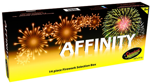 Affinity Selection Box by Standard Fireworks