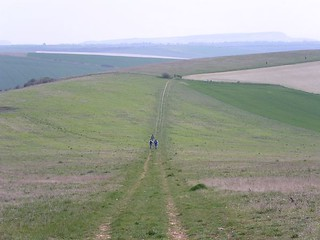 Looking towards Seaford