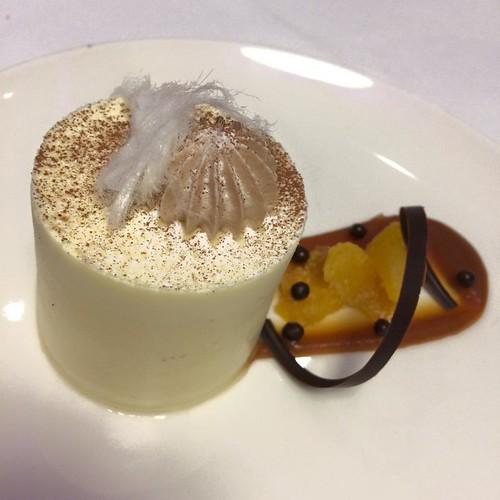 dessert at RWIB lunc