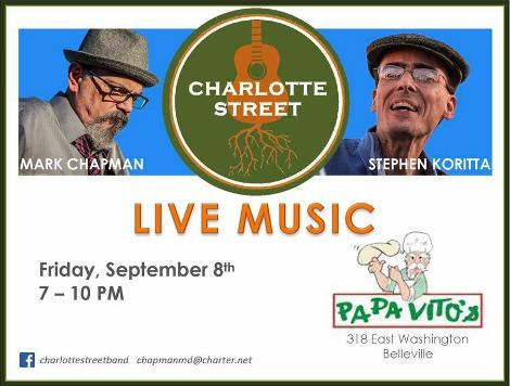 Charlotte Street 9-8-17