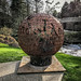 Fire Ball - A Sculpture by Andy Gage