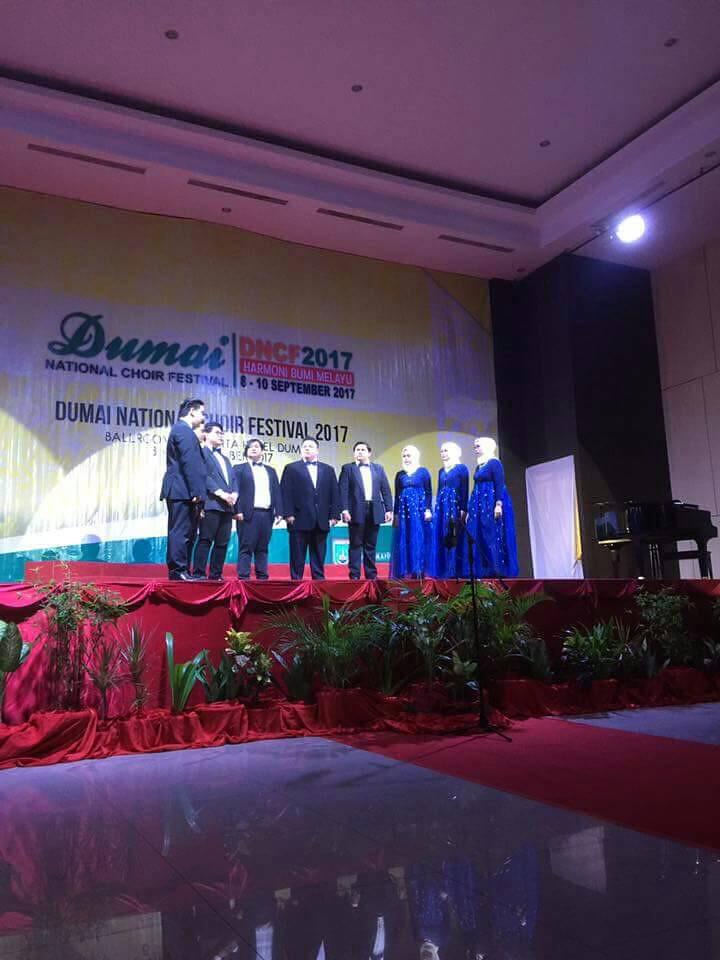 Kumpulan El Coro Ensemble Malaysia