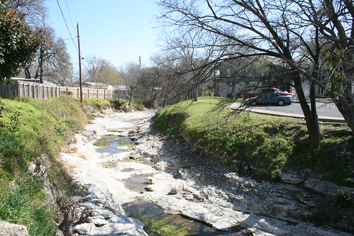 Jamestown Tributary Stream Rehabilitation