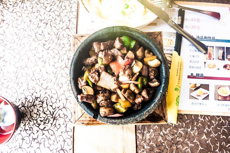 Lunch in Shenzhen