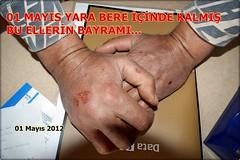 01 Mayıs İşçi Bayramı- 2012