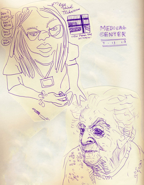 Sketchbook #107: Everyday Moments