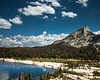 Cathedral Peak and Lakes by corey_layman