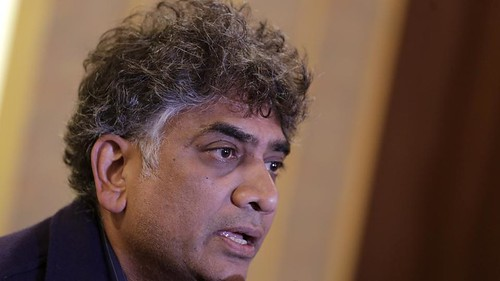 Aakar Patel, Head of Amnesty International India-chapter.