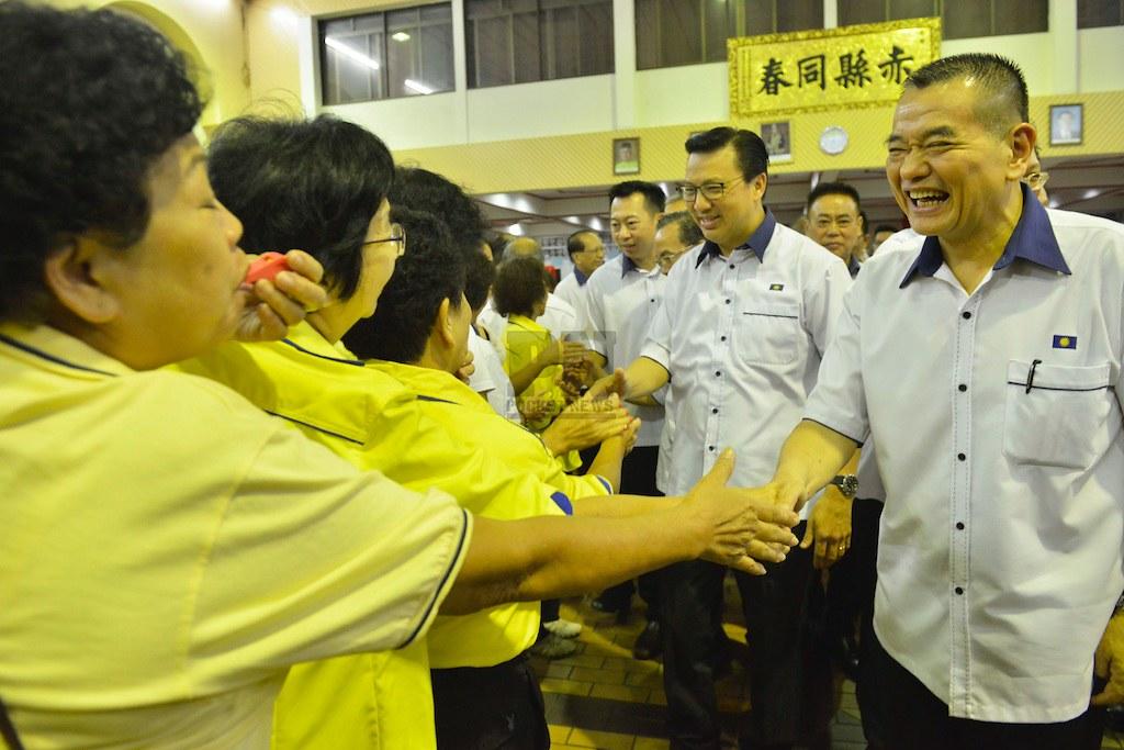 300917 - Mesyuarat Agung Tahunan MCA Negeri Pulau Pinang 2017 (30 September 2017)