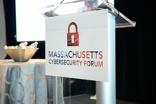 The Massachusetts Cybersecurity Forum