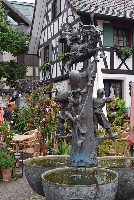 Kappelrodeck Fountain