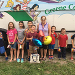 Jamestown Bookmobile Summer Reading Party