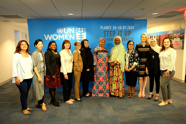New York 2017 - FoRB and Gender Equality: Positive Synergies